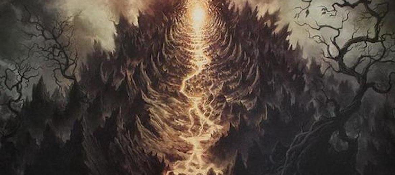 Tomorrow's Lost album cover by Cauldron