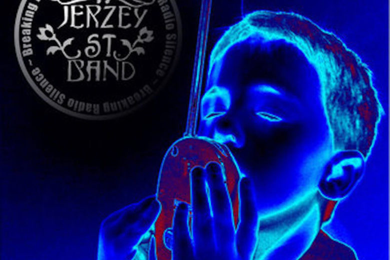 Breaking Radio Silence album cover by Jerzey St. Band