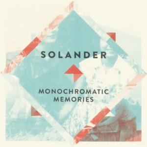 Monochromatic Memories album cover from Solander