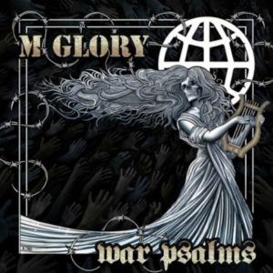War Psalms album cover by M Glory