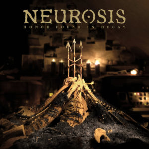 Honor Found in Decay album cover by Neurosis