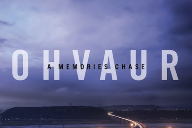 A Memories Chase Album Cover from Ohvaur