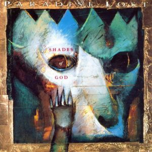 Shades of God album cover by Paradise Lost
