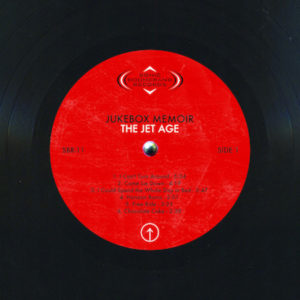 Jukebox Memoir album cover from The Jet Age