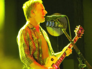 Jerry Cantrell from Alice in Chains live at Uproar Festival