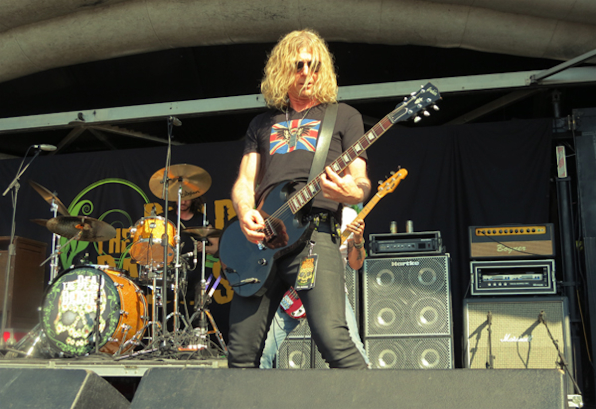 Dead Daisies Uproar on Selective Memory