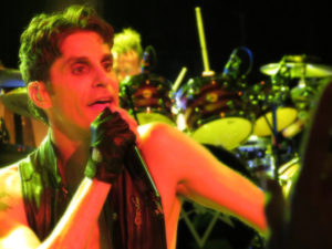 Perry Farrell from Jane's Addition live at Uproar Festival