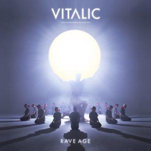 Rave Age album cover from Vitalic