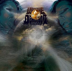 Drifting Toward the Edge of the Earth album cover by When the Deadbolt Breaks