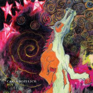 Boy album cover by Carla Bozulich