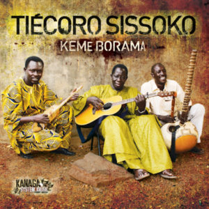Keme Borama album cover from Tiecoro Sissoko