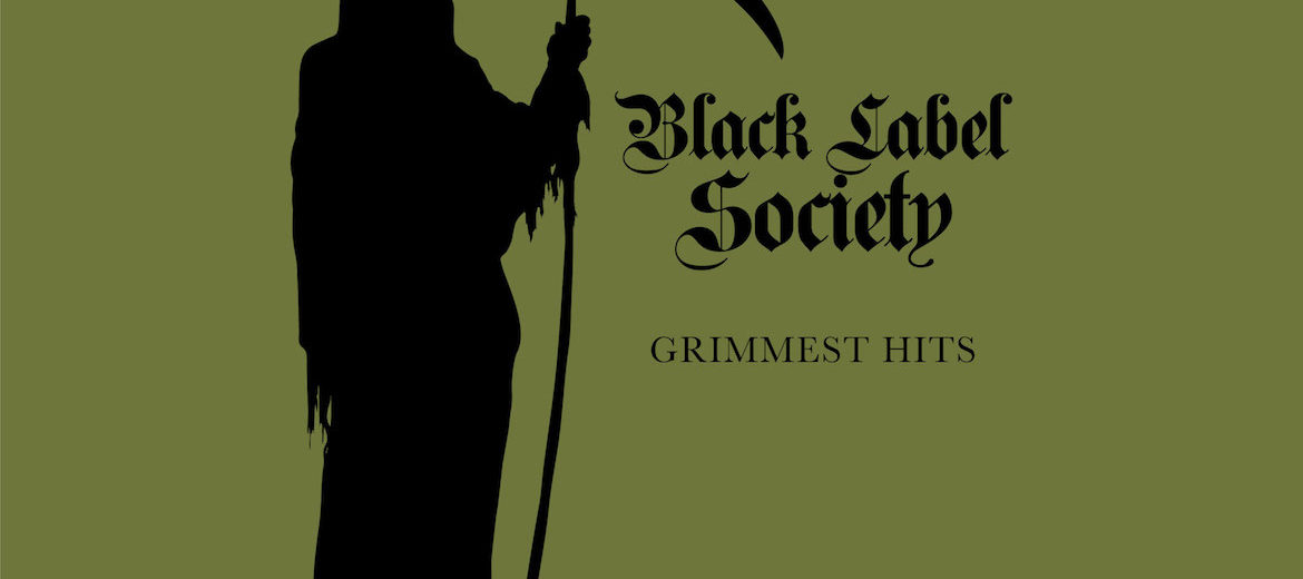 Grimmest Hits Album Cover by Black Label Society