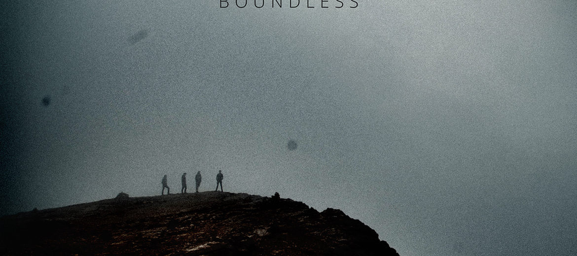 Boundless Album Cover by Long Distance Calling