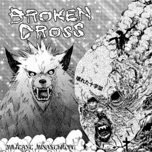 Metal Misanthrope Album Cover by Broken Cross