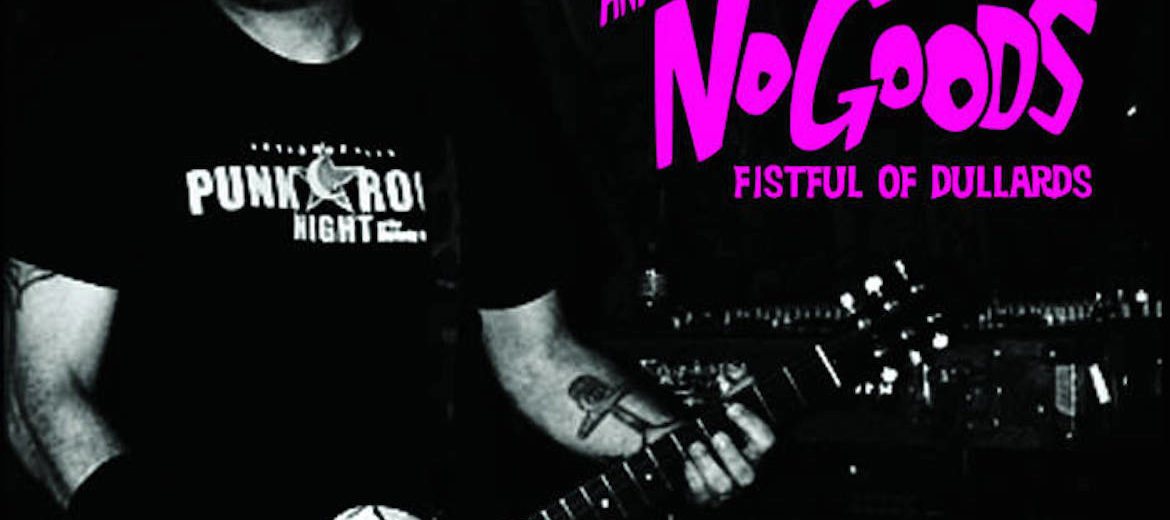 Fistful of Dullards Album Cover by Benny and the No Goods