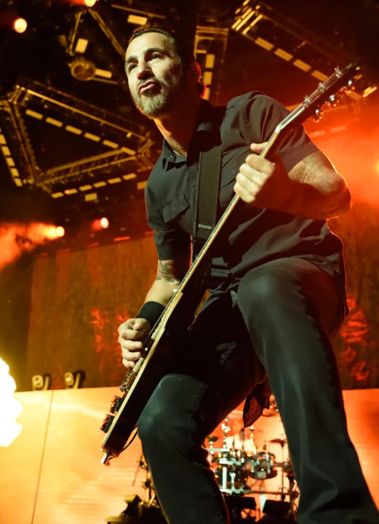 Godsmack on Selective Memory