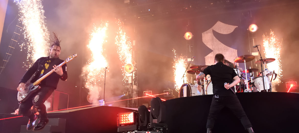 Shinedown Live in Concert