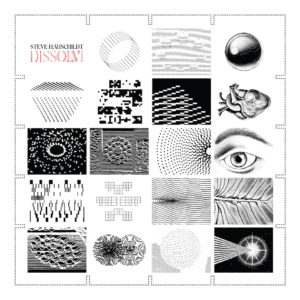 Dissolvi Album Cover by Steve Hauschildt