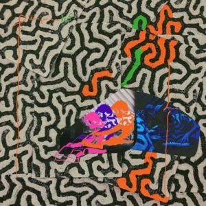 Tangerine Reef Album Cover from Animal Collective