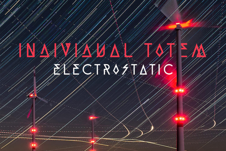 Electrostatic Album Cover from Individual Totem