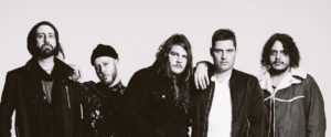 The Glorious Sons Band Photo
