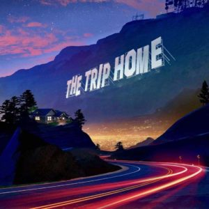The Trip Home Album Cover by Crystal Method