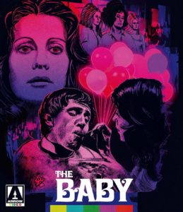 The Baby Video Artwork