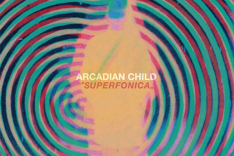Superfonica Album Cover by Arcadian Child