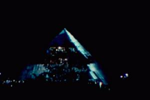 Glastonbury Fayre Pyramid