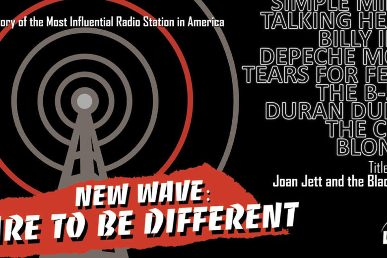 New Wave: Dare To Be Different Artwork