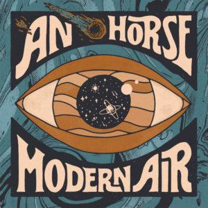 Modern Air Album Cover by An Horse