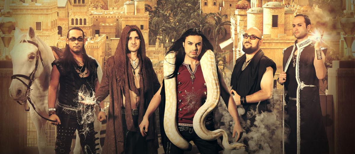 Myrath Band Photo