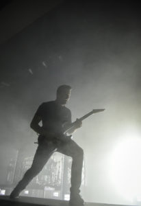 Jeff Ling from Parkway Drive