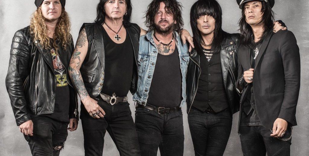LA Guns band photo