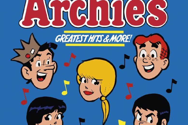The Archies Greatest Hits & More Album Cover