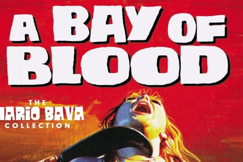 A Bay of Blood Film Poster