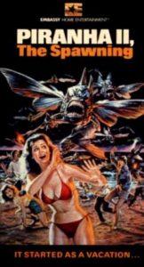 Piranha II The Spawning Movie Poster