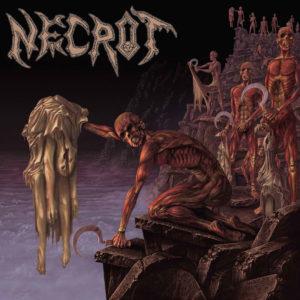 Mortal Album Cover by Necrot