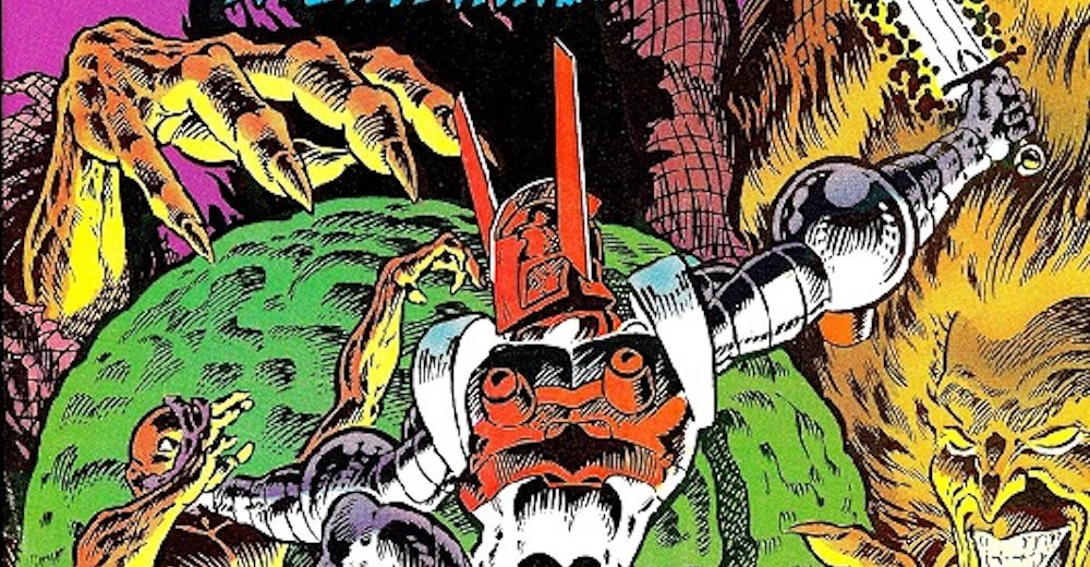 The Micronauts Issue 29, Selective Memory