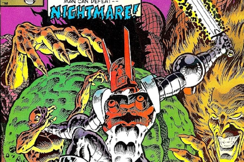 The Micronauts Issue 29