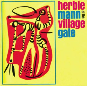 Herbie Mann at the Village Gate Album Cover
