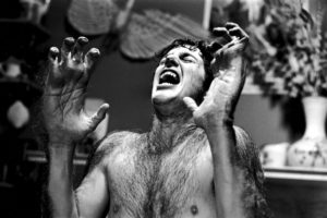 David Naughton and the Werewolf transformation