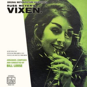 Vixen Movie Soundtrack