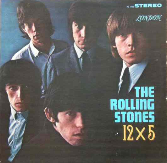 12 x 5 Album Cover by The Rolling Stones