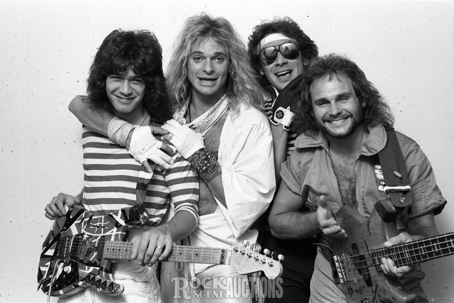 Van Halen on Selective Memory