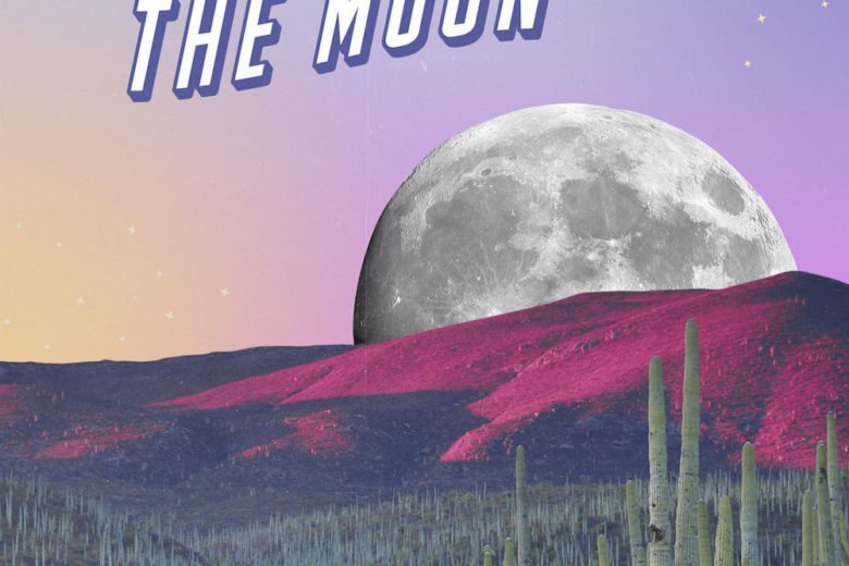 Postcard from the Moon album cover by Layla Frankel