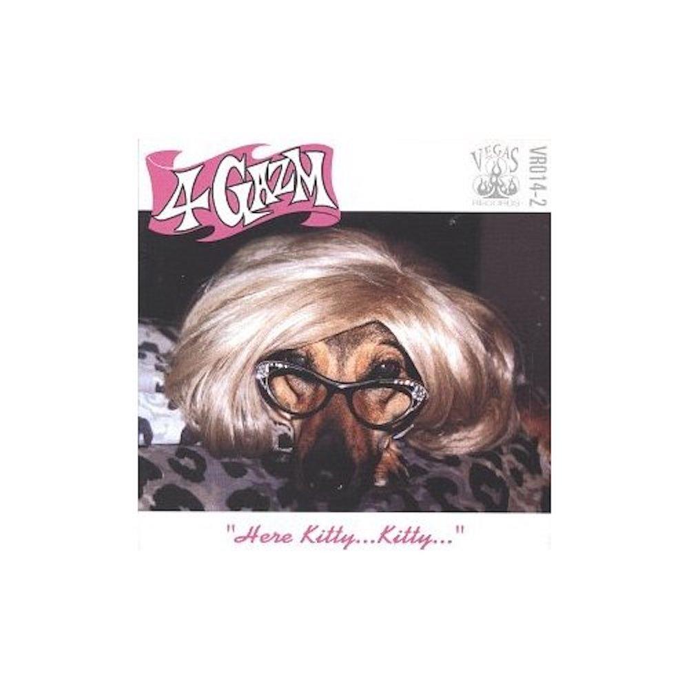 Here Kitty Kitty Album Cover