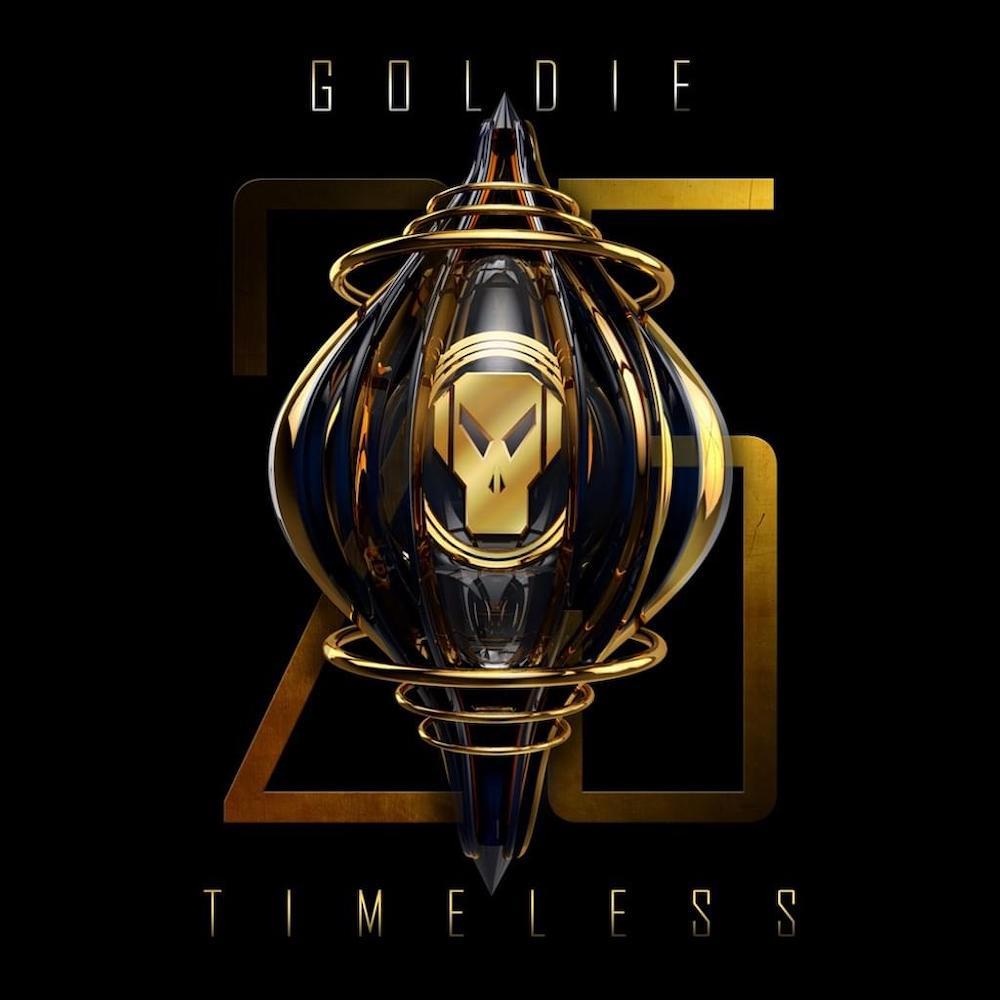 Timeless Twenty Fifth Anniversary Reissue Album Cover