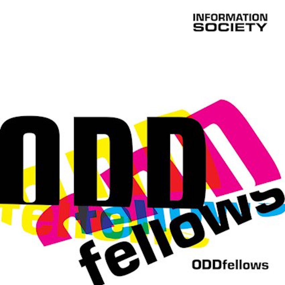 ODDfellows album cover by Information Society