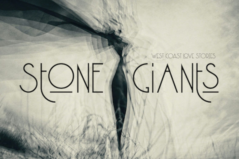 West Coast Love Stories Album Cover from Stone Giants